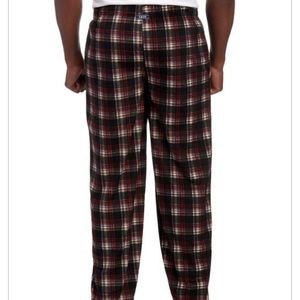 IZOD Plaid Soft Touch Pajama Pants